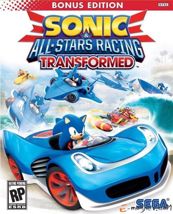 Sony PlayStation Vita Sonic