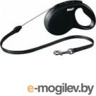 Flexi New Classic 11801 S, черный