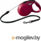 Flexi New Classic 11803 S, красный