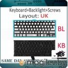 Подсветка клавиатуры MacBook Air 13 A1369 A1466, Mid 2011 Mid 2012 Mid 2013 Early 2014