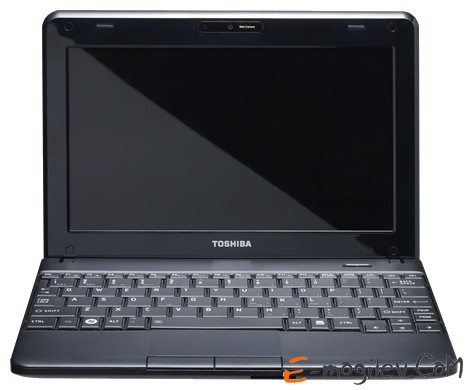 Toshiba NB510-A1K 10.1'' /Intel Atom N2600/2GB/320GB/Black