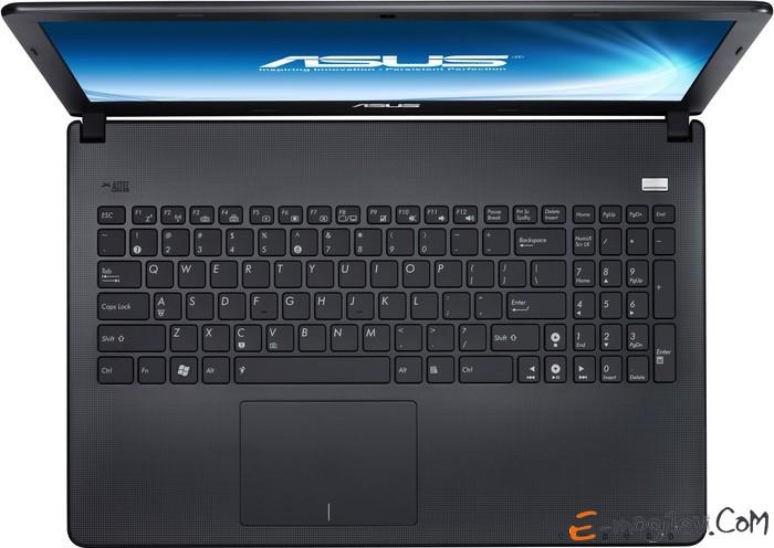 """Asus X501A B960/2G/320G/15.6""""HD/WiFi/camera/Win7 HB/Black"""