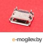 Разъем microUSB для Samsung GT-C3730C, GT-C5510U, Galaxy S2 GT-I9100, Galaxy 5 GT-I5508