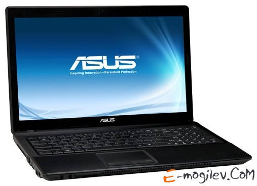 "ASUS K53BY 15.6"" HD LED/AMD E-450/3Gb/320Gb/1Gb ATI Radeon HD6470"