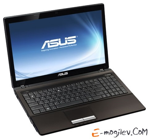 "ASUS K53TK 15.6"" HD LED/AMD A4 3305M/3Gb/640Gb/1Gb ATI Radeon HD7670/Brown"