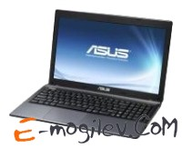 """ASUS K55DR 15.6"""" HD LED/AMD A6 4400M/4Gb/500Gb/AMD HD7470/Black"""