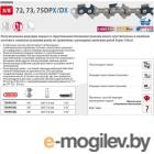 Цепь 38 см 15 3/8 1.5 мм 56 зв. 73DPX (в блистере) OREGON (затачиваются напильником 5.5 мм, для проф. интенсивного использования) (Q73DP056E)