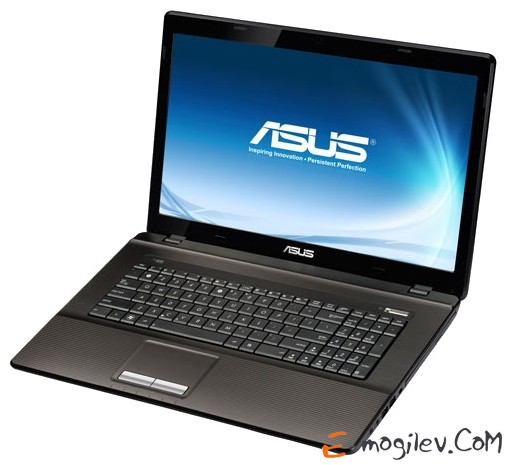 "ASUS K73TA 17.3"" HD+ LED/AMD A4 3300M/4Gb/750Gb/1Gb ATI Radeon HD6650"