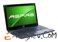 """Acer Aspire AS5560-63424G50Mnkk  15.6"""" HD LED/AMD A6-3420 Quad Core/4Gb/500Gb/AMD Dual 6520G2"""