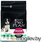 Pro Plan Puppy Medium Sensitive Digestion с ягненком 12 кг