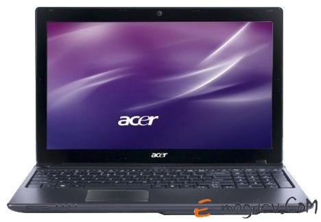 "Acer Aspire AS5750ZG-B964G50Mnkk  15.6"" HD LED/Intel Pentium Dual Core B960/4Gb/500Gb/1Gb NVIDIA GeForce GT 610M"