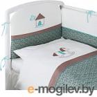 Комплект в кроватку Perina Жила-была Лошадка ЖБ6-01.4