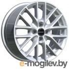 Диск Borbet 7.0X16 4/108 ET42 D72.5 BS4 brilliant silver литой