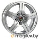 Диск Borbet 7.0X16 5/112 ET37 D72.5 BL5 brilliant silver литой