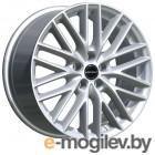 Borbet 7.5X17 5/110 ET38 D72.5 BS5 brilliant silver литой