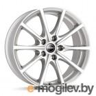 Borbet 8.0X17 5/105 ET35 D56.62 BL5 brilliant silver (с крепежом) литой