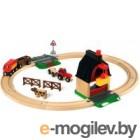 Железная дорога Brio Farm Railway Set 33719