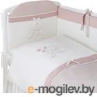 Комплект в кроватку Perina Котята КТ6-01.2 (карамель)