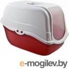 Туалет-домик MP Bergamo Romeo Large Con Esp Filtro / 31.03EF (красный)