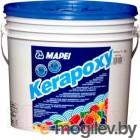 Mapei Kerapoxy N111 (2кг, серебристо-серая)