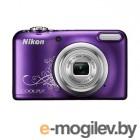 Nikon CoolPix A10 фиолетовый/рисунок