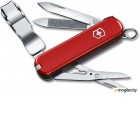 Victorinox Nail Clip 580 0.6463 65мм 8 функций красный