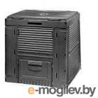 Садовый измельчитель Keter E-Composter W/Base (черный)