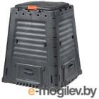 Садовый измельчитель Keter Mega Composter 650л (черный)