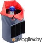 Чехол для емкости автомобильный ТрендБай Ритэйнин 1083 серо-красный