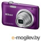 Nikon CoolPix A100 фиолетовый