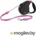 Flexi Color Dots FLX444 M, розовый
