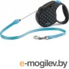 Flexi Color Dots FLX442 M, голубой
