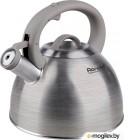 Чайник со свистком Rondell RDS-434 Balance (серый)
