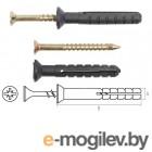 Дюбель-гвоздь полипропилен 6х80 мм потай (10 шт в зип-локе) STARFIX (SMZ3-40934-10)