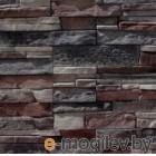 Декоративный камень Royal Legend Кармиель бежево-коричневый с серым 23-189 337x95x5-18