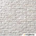 Декоративный камень Royal Legend Мирамар узкий белый 07-010 200x50x07-15