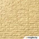 Декоративный камень Royal Legend Мирамар узкий желтый 07-140 200x50x07-15