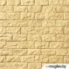 Декоративный камень Royal Legend Мирамар широкий желтый 08-140 200x100x07-15