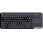 Logitech K400 Plus Wireless Touch Keyboard (920-007147) Dark