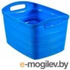 Корзина Curver Ribbon L 00719-X08-00 / 221160 (синий)