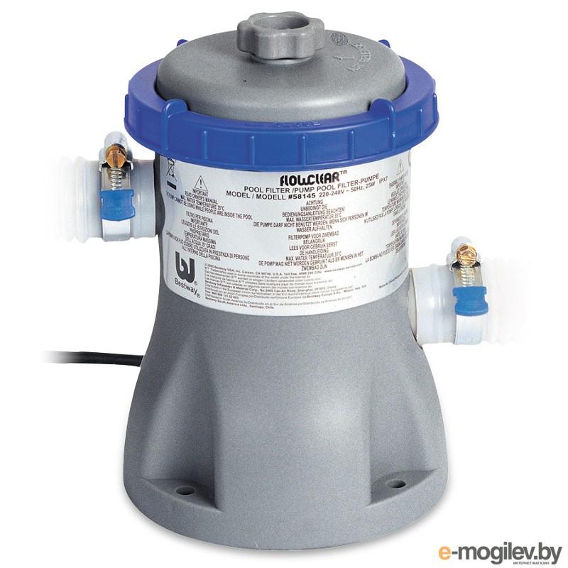 BestWay 58093 BW, , Картридж (тип I), 8х9см, для фильтр-насосов 58145 и 58381 (комплект из 2 шт), уп.6