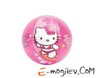 "58026, Intex, Пляжный мяч 51см ""Hello Kitty"" Sanrio, от 3 лет, уп.36"