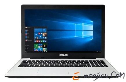 ASUS X553SA 15.6/Intel Pentium N3700(1.6GHz)/4Gb/500Gb/Intel HD/DVDRW/WiFi/BT 4.0/Cam/Win10/White <90NB0AC2-M02190>