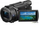 Видеокамера Sony FDR-AX53B <4K, 50p, 8,3Mp, Exmor R CMOS, CarlZeiss VS, 20x/250x Zoom, 3.0. Wi-Fi/NFC> [FDRAX53B.CEE]
