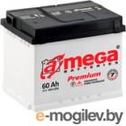 АКБ A-mega Premium  60 R 600 242 175 190 36 мес.