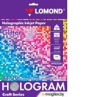 LOMOND 0903041 Holographic Inkjet Paper – Glitter (Блеск), 260 г/м2 микропористая односторонняя, А4