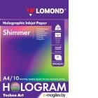 LOMOND 0904041 Holographic Inkjet Paper –  Shimmer (Мерцание) 260 г/м2 микропористая односторонняя, А4