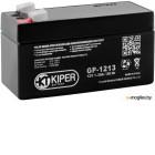 Аккумуляторная батарея для ИБП 12V 1,3Ah Kiper [GP-1213 (F1)]