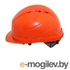 Каска защитная СОМЗ RFI-3 BIOT ZEN оранжевая (регулировка zen, уф- фильтр) (73314)