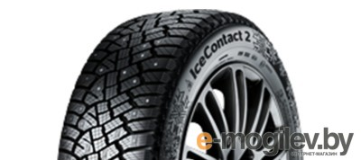 Continental IceContact 2 SUV 215/55 R18 99T Зимняя Легковая